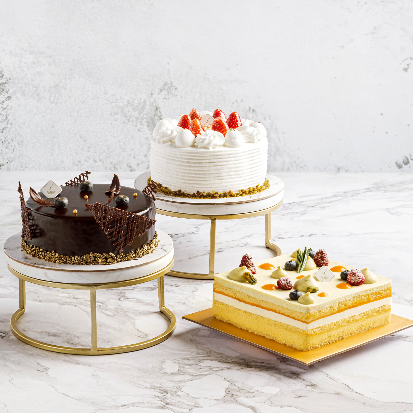 NEW Spring Special Cakes