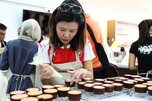 Baking Class Team-building Corporate Workshop