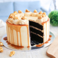 Best Salted Caramel Chocolate Cake Singapore