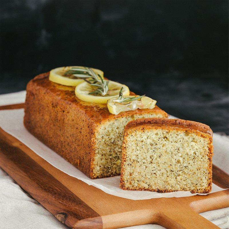 Earl Grey Lemon Loaf | Online Cake Delivery Singapore | Baker