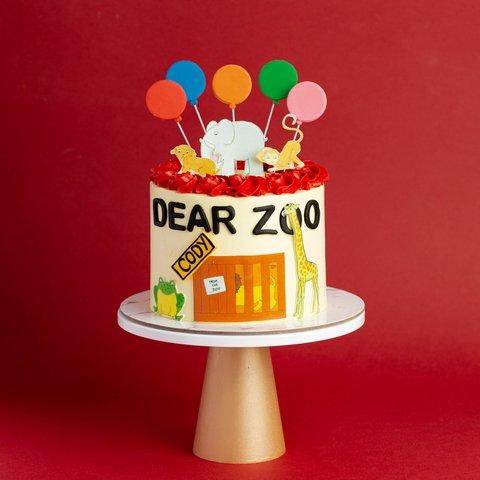 Dear Zoo's Party
