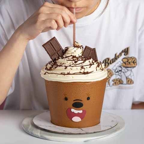 Drinkable - Grizz's Chocolate Milk