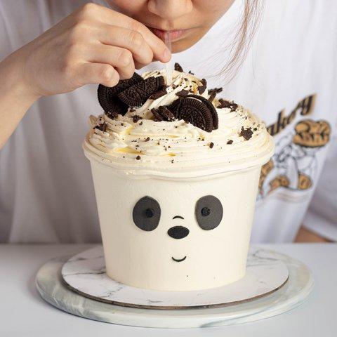 Drinkable - Panda's Cookies & Cream